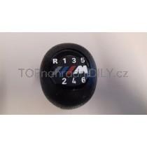 Hlavice řadící páky BMW Z3, 6 stupňová