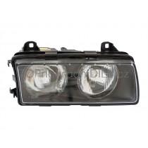 Přední světlo pravé BMW řada 3 E36