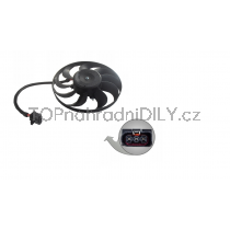 Ventilátor chladiče VW New Beetle 1C0959455C