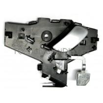 Klika dveří vnitřní přední levá Citroen C5, matný chrom