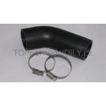 Tlaková hadice, turbo, intercooler Toyota Corolla Verso R1 2.0 D4D  1734127050