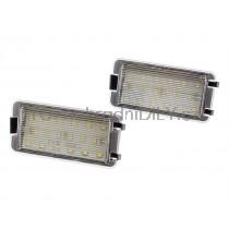 LED Osvětlení SPZ Seat Arosa
