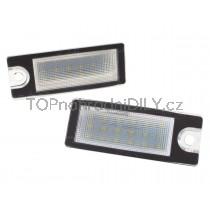 LED Osvětlení SPZ Volvo XC70