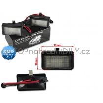 LED Osvětlení SPZ Mercedes W164 ML-Třída, A4528200056