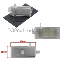 LED Osvětlení skříňky před spolujezdcem Mini R52