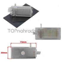 LED Osvětlení skříňky před spolujezdcem Mini R56