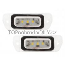 LED Osvětlení SPZ Mercedes W164 ML-Třída