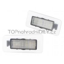 LED Osvětlení SPZ Hyundai i30 II CW
