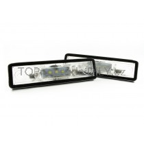 LED Osvětlení SPZ Opel Astra G
