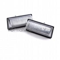 LED Osvětlení SPZ Nissan Sentra