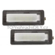 LED Osvětlení SPZ Smart Fortwo W450