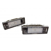 LED Osvětlení SPZ Citroen C5 II