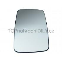 Zpětné zrcátko, sklo pravé manuální VW LT 96-06