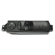 Ovládací panel vypínač stahování oken Mercedes Sprinter 906, 9065451213, A9065451213