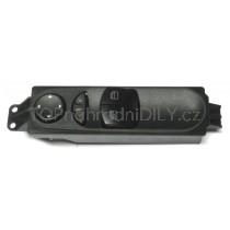 Ovládací panel vypínač stahování oken VW Crafter, 9065451213, A9065451213