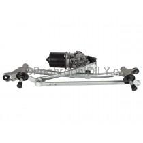 Mechanismus předních stěračů s motorkem Nissan Qashqai J10