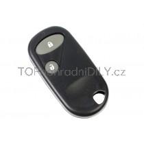 Obal klíče, autoklíč pro Honda Civic, dvoutlačítkový