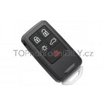 Obal klíče, autoklíč pro Volvo V70, 5 tlačítkový