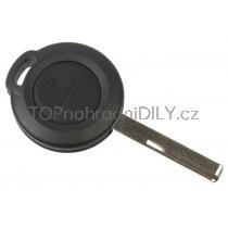 Obal klíče, autoklíč pro Smart Forfour, dvoutlačítkový