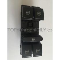 Ovládání vypínač stahování oken Škoda Roomster, 1Z0959858A 1