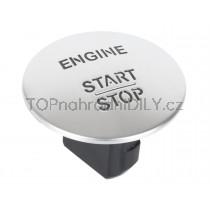 Vypínač, knoflík startování, zastavení motoru Mercedes C218 W218 X218 CLS-Třída 1