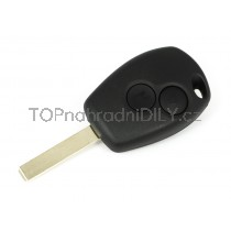 Obal klíče, autoklíč pro Renault Thalia, dvoutlačítkový