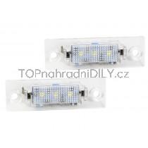 LED Osvětlení SPZ VW T5