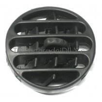 Výdech středový, levý = pravý Renault Kangoo, černý