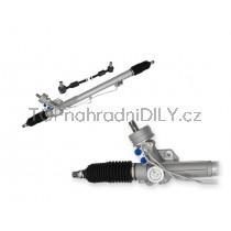 Čerpadlo servořízení, Servo čerpadlo a čep spojovací tyče řízení VW Passat, 8D1422052M,