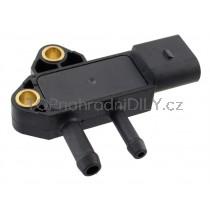 Snímač, čidlo, tlaku výfukových plynů VW Passat B6 05-10