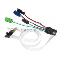 Airbag kroužek volantu, kabely s koncovkami Renault Megane II 8200216459 1