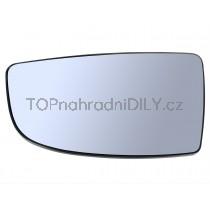 Zpětné zrcátko, sklo, levé Ford Tourneo, 14 - 19