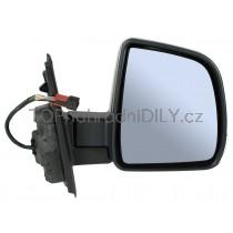 Zpětné zrcátko elektrické pravé Opel Combo 2012