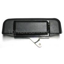 Klika dveří venkovní - zadní kufrové dveře Toyota Hilux, černá