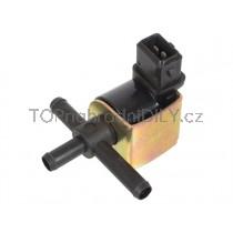 Magnetický ventil pro turbo, N75, Audi A4 B6