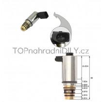 Ventil kompresoru klimatizace VW Passat B7, 5N0820803A