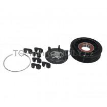 Elektromagnetická spojka kompresoru klimatizace Mercedes X204, GLK-Třída