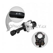 Vypínač, přepínač, ovládání světel, stěračů, páčky směrovku stěrače Audi 90 89-91