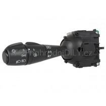 Vypínač, přepínač, ovládání světel, směrovek, zadních mlhovek + klakson Dacia Lodgy 1