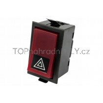 Vypínač výstražných světel Volvo N10 1578700 1