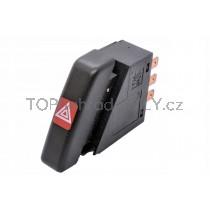 Vypínač výstražných světel Opel Calibra A 1241656 1