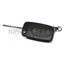Obal klíče, autoklíč pro VW Golf dvoutlačítkový