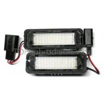 LED Osvětlení SPZ VW Phaeton, napichovací verze