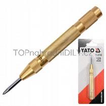 Nastavitelný průbojník YATO, 125mm